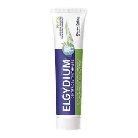 Elgydium Phyto Οδοντόκρεμα με Φυσικό Εκχύλισμα Μυρτιάς 75ml