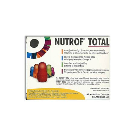 Nutrof Total 30caps