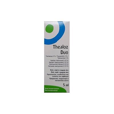 Thealoz Duo Eye Drops 5ml