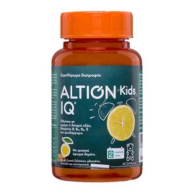 Altion Kids IQ 60 μασώμενα ζελεδάκια
