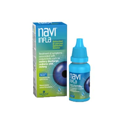 Navi Infla οφθαλμικό διάλυμα 15ml