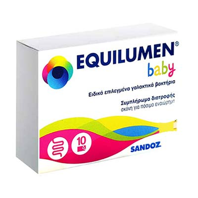 Sandoz Equilumen Baby Drops (12m+) 8ml