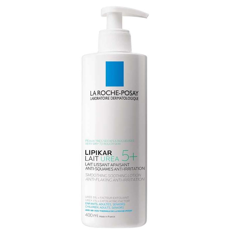 La Roche Posay Lipikar Lait Urea 5+ Καταπραϋντικό Γαλάκτωμα 400ml