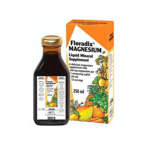 Power Health Floradix Μαγνήσιο Σιρόπι 250ml