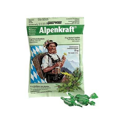 Power Health Alpenkraft candies 75g