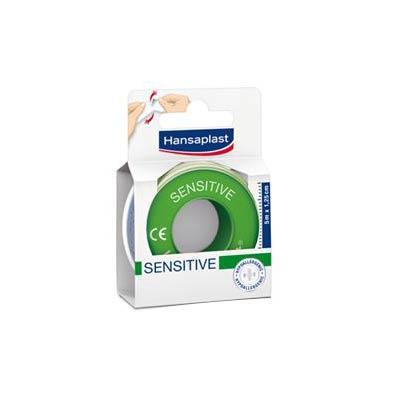 Hansaplast Sensitive Tape υποαλλεργική 1,25cm x 5m