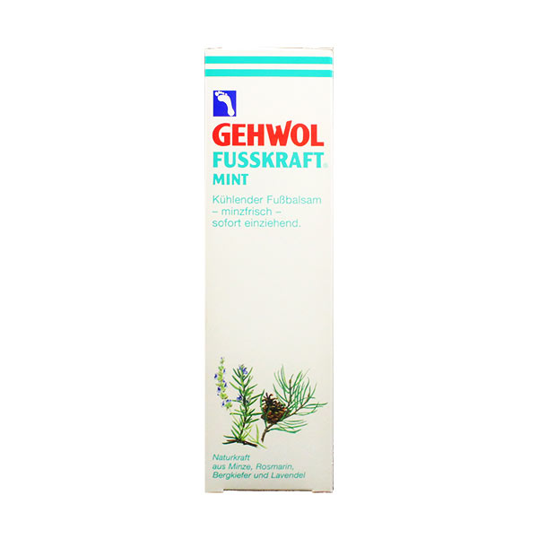Gehwol Fusskraft Mint, 125ml