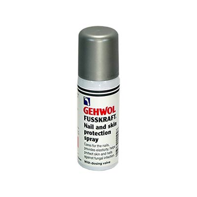 Gehwol Fusskraft Nail & Skin Protection Spray, 50ml