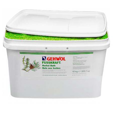 Gehwol Fusskraft Herbal Bath 5kg