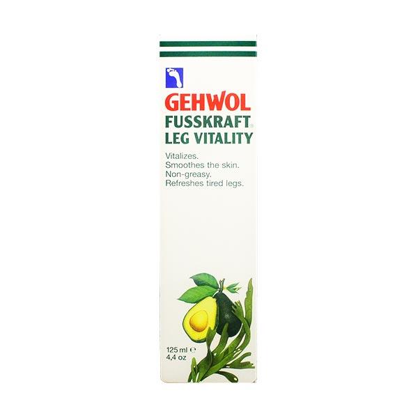 Gehwol Fusskraft Leg Vitality 125ml