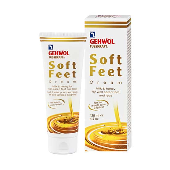 Gehwol Fusscraft Soft Feet Cream 125ml