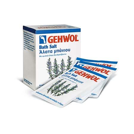 Gehwol Bath Salt ,10 φακελάκια μιας χρήσεως / 250gr