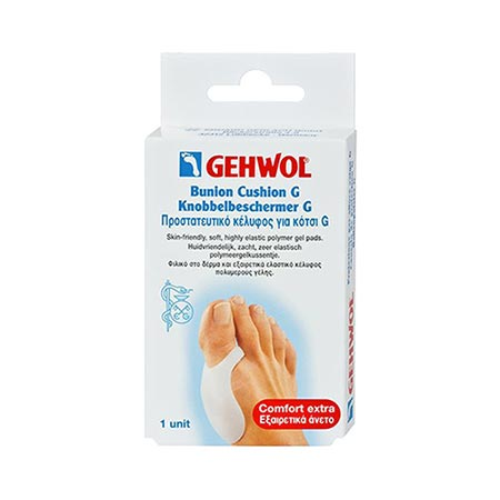 Gehwol Bunion Cushion G, 1 τεμ. + Πούδρα Foot Powder 4gr