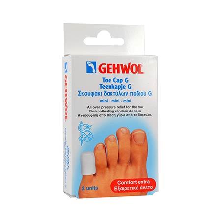 Gehwol Toe cap G/Μini, 2 τεμ. + Πούδρα Foot Powder 4gr