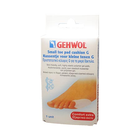 Gehwol Toe Pad Cushion G, 1 τεμ. + Πούδρα Foot Powder 4gr