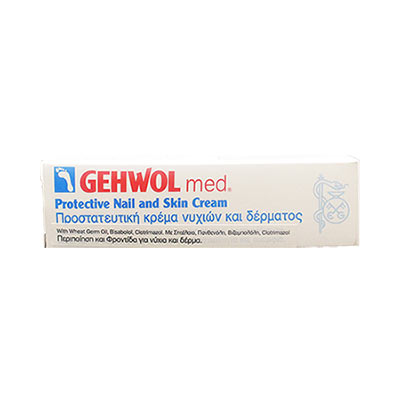 Gehwol med Protective Nail & Skin Cream, 15ml