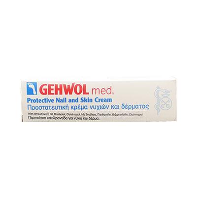 Gehwol med Protective Nail & Skin Cream, 15ml