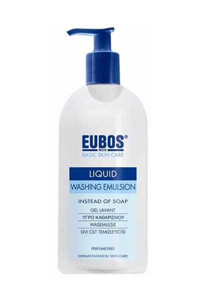 EUBOS BLUE LIQUID 400mL