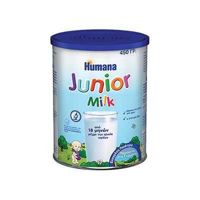 Humana Junior Milk 450gr