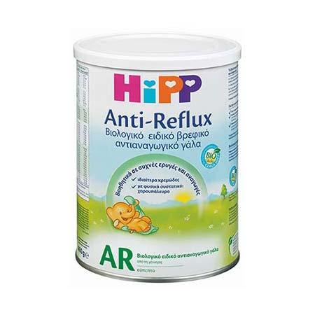Hipp AR Βιολογικό Γάλα Αντιαναγωγικό, 400gr