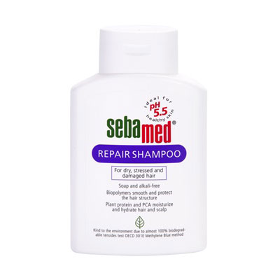 Sebamed - Shampoo Hair Repair 200ml