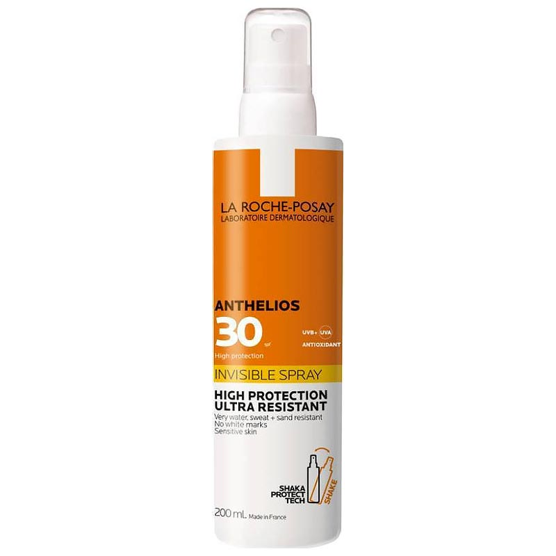 La Roche Posay Anthelios Insivible Spray High Protection with Shaka Protect Care SPF30 200ml