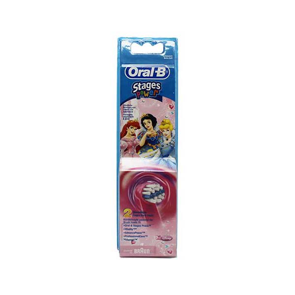 Oral-B Stages Power Princess 2τμχ