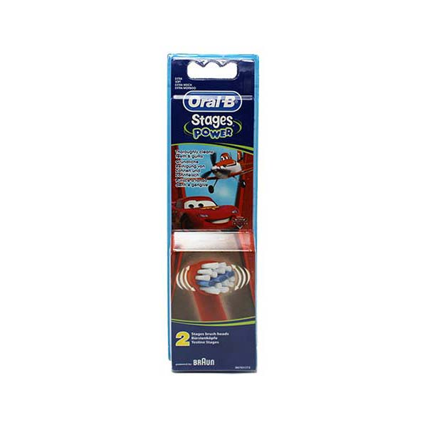 Oral-B Stages Power Cars 2τμχ