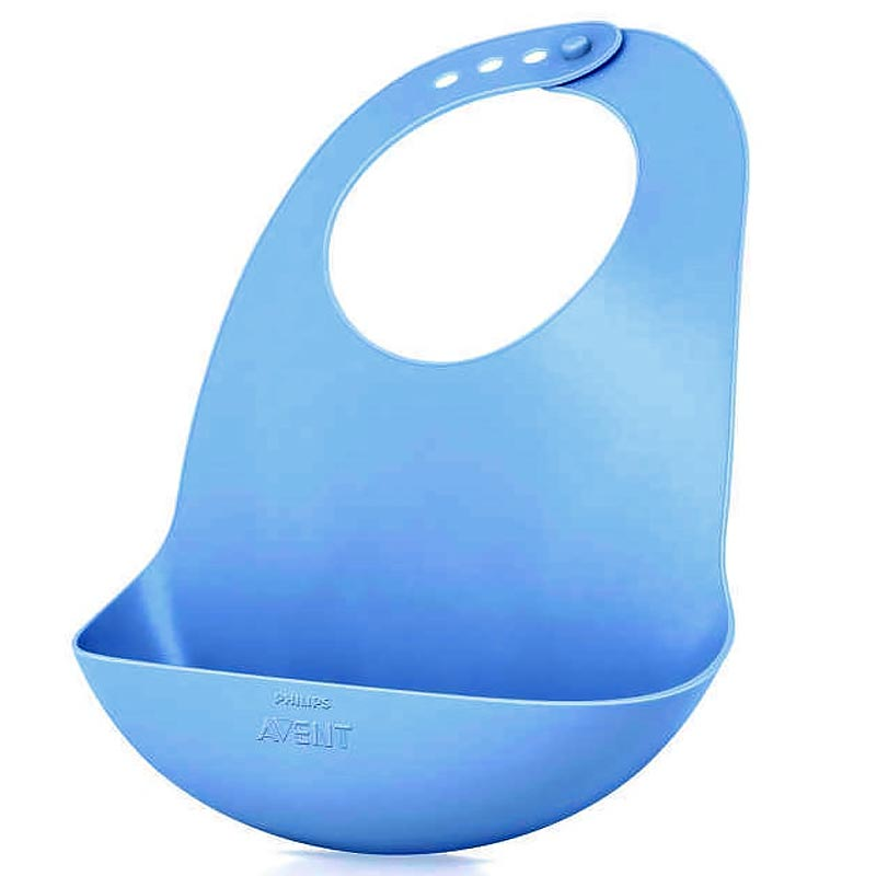 PHILIPS AVENT Προστατευτικό Ταΐσματος Γαλάζιο Χρώμα (SCF736/00) - 1τμχ