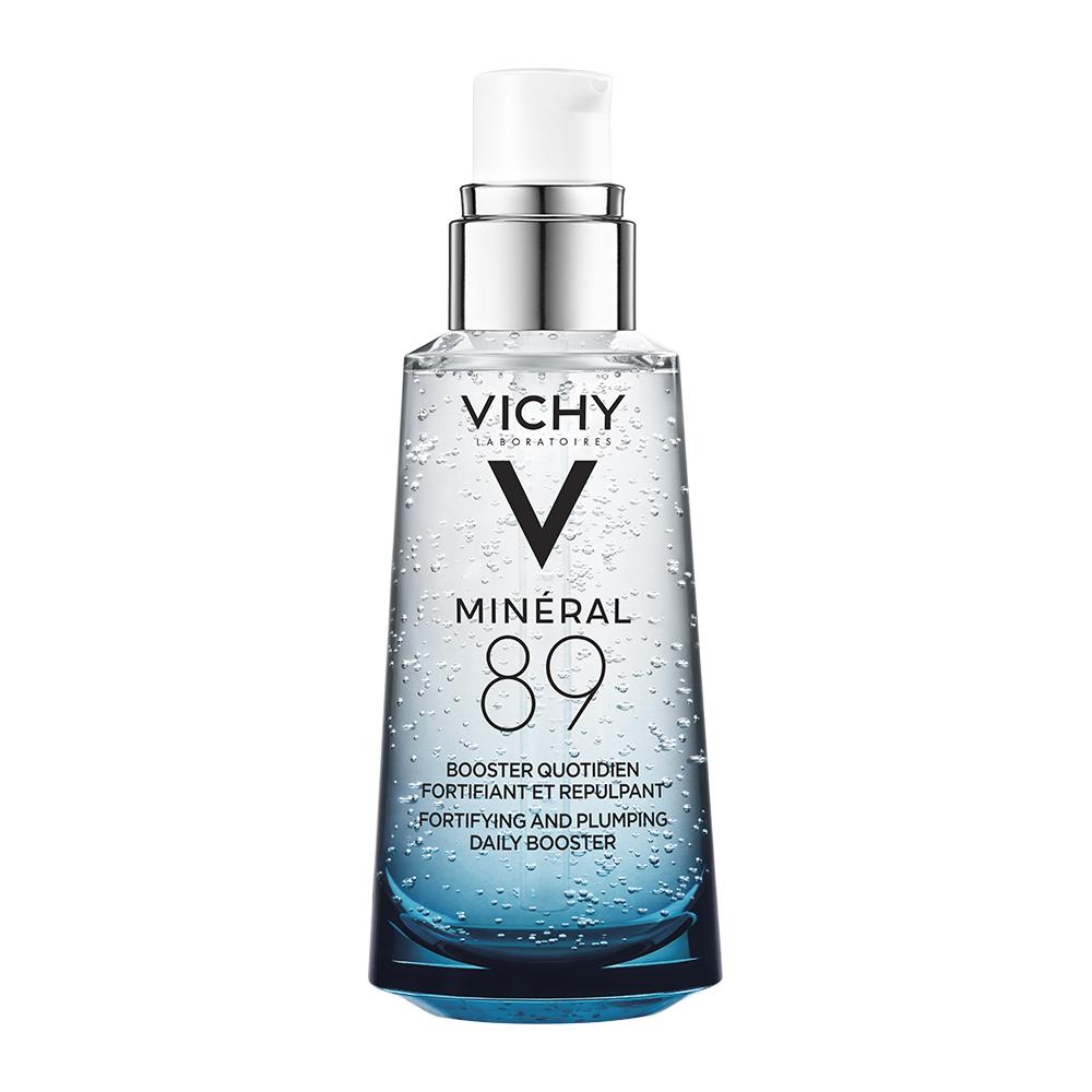 Vichy Mineral 89 Καθημερινό Booster Ενδυνάμωσης Προσώπου για Τόνωση, Ενυδάτωση & Λάμψη 50ml