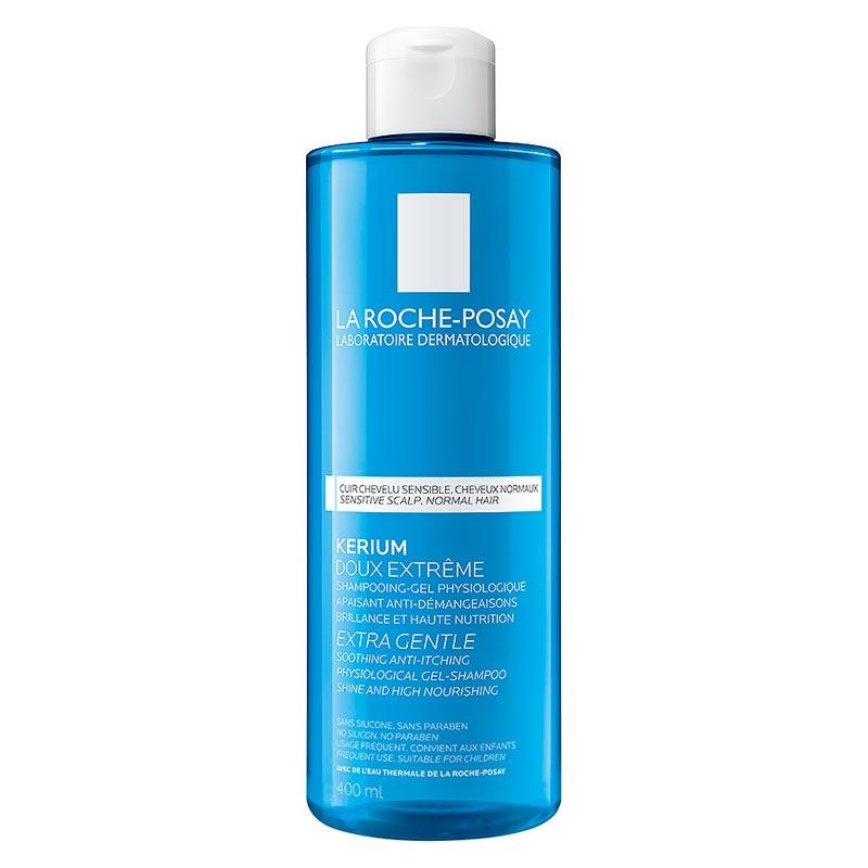 La Roche-Posay Kerium Extra Gentle Gel-Shampoo 400ml