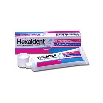 Hexaldent Οδοντόκρεμα με Hexetidine 75ml