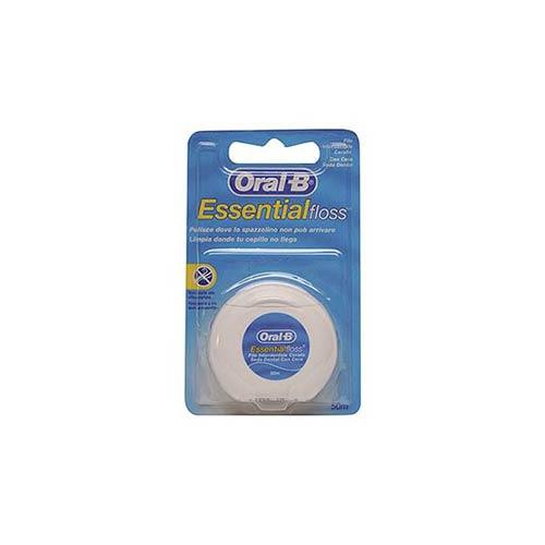 Oral-B Dental-Floss Κηρωμένο οδοντικό νήμα 50m