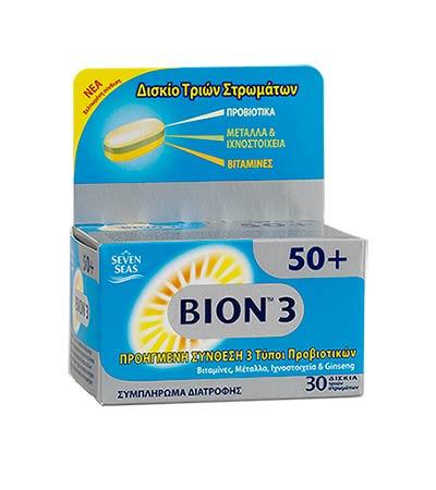 BION3 50+, 30 δισκία