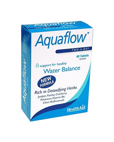 Health Aid Aquaflow Water Balance 60tabs
