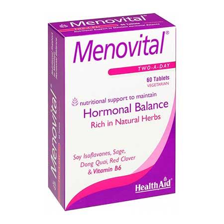 Health Aid Menovital 60vtabs