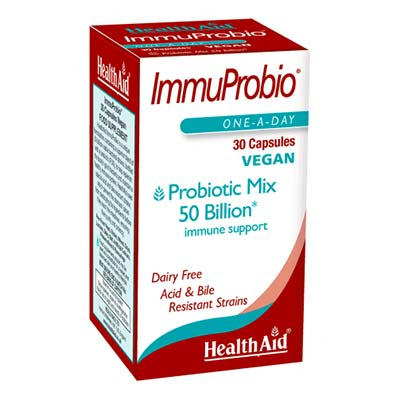 Health Aid Immuprobio 50 billion 30vcaps