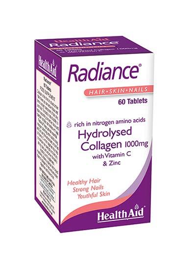 Health Aid Radiance 60tabs