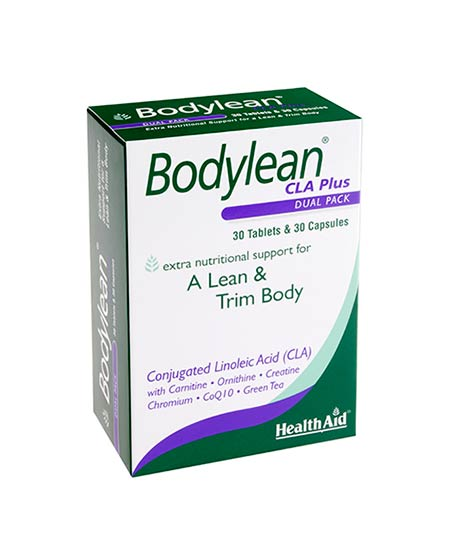Health Aid Bodylean CLA plus 30tabs+30caps
