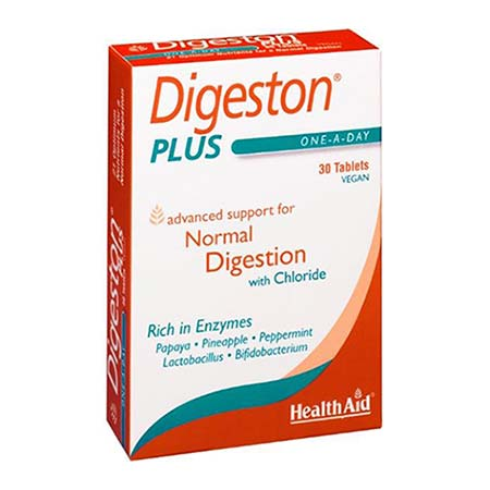 Health Aid Digeston PLUS 30 tabs