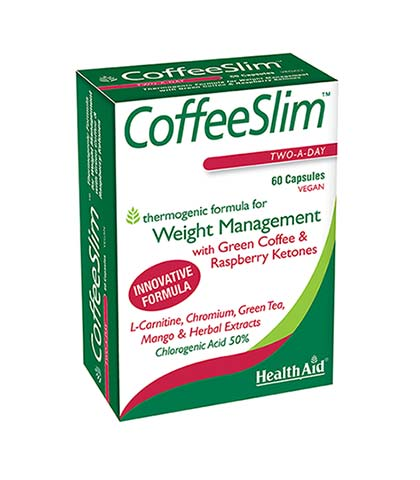 Health Aid Coffee Slim 60caps