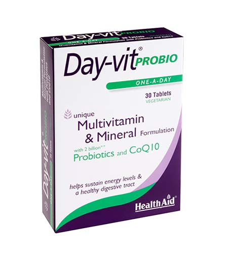 Health Aid Day-vit PROBIO 30tabs
