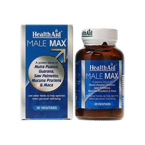 Health Aid MaleMax 30 vegitabs