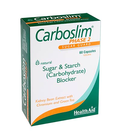 Health Aid Carboslim 60caps
