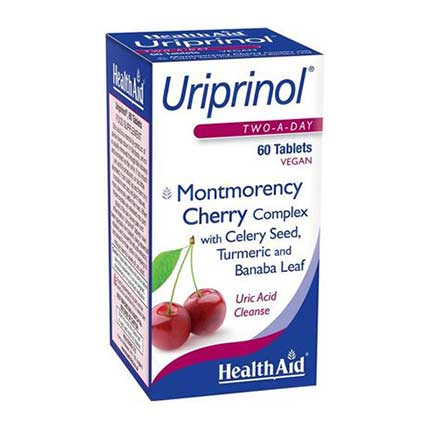 Health Aid Uriprinol 60 tabs