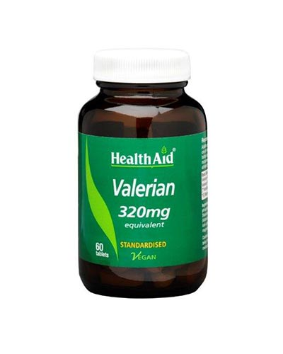 Health Aid Valerian Root Extract tablets 60Tabs