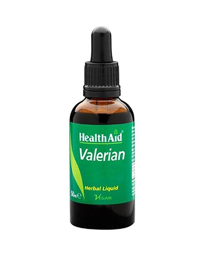 Health Aid Valerian Herbal Liquid, 50ml