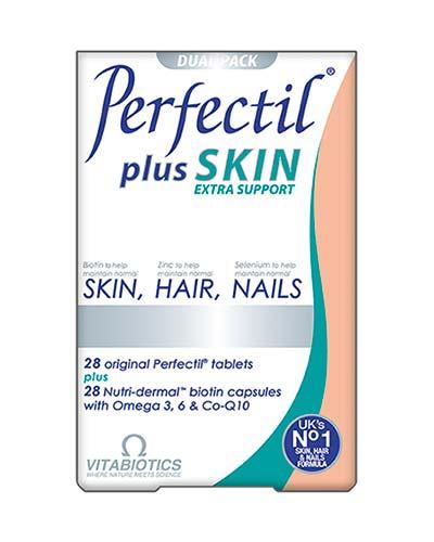 Vitabiotics Perfectil plus SKIN 28 tabs & 28 caps