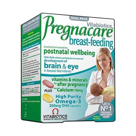 Vitabiotics Pregnacare Breast-feeding 84 tabs/caps