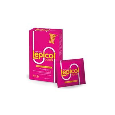 Protexin Lepicol Lighter Συμπλήρωμα Διατροφής για Απώλεια Βάρους 30φακ. x3gr
